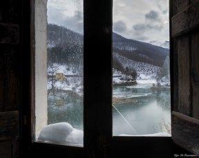 Finestra sul Lago Di Provvidenza